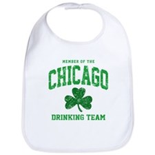 Chicago Drinking Bib