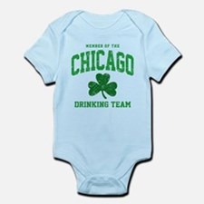 Chicago Drinking Infant Bodysuit