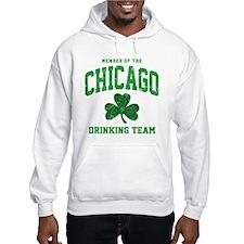 Chicago Drinking Hoodie