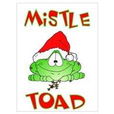 Mistle Toad Wall Art Canvas Art