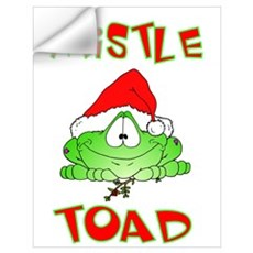 Mistle Toad Wall Art Wall Decal