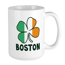 Boston Irish Mug