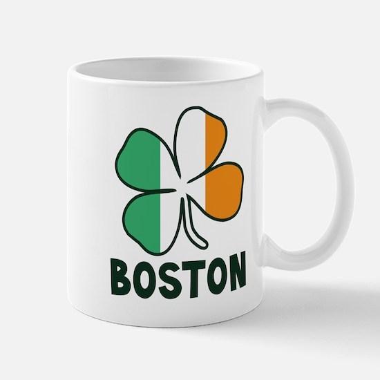 Boston Irish Mug