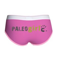 Paleo Girl - Women's Boy Brief