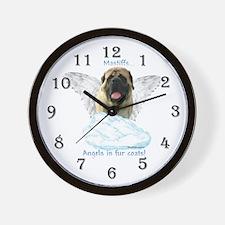 Mastiff 84 Wall Clock