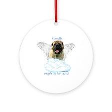 Mastiff 84 Ornament (Round)