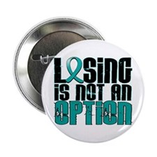 "Losing Is Not An Option PKD 2.25"" Button"