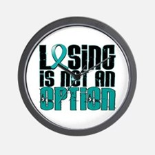 Losing Is Not An Option PKD Wall Clock