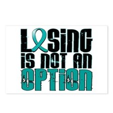 Losing Is Not An Option PKD Postcards (Package of
