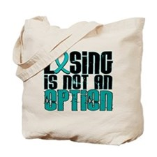 Losing Is Not An Option PKD Tote Bag