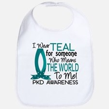 Means World To Me 1 PKD Bib