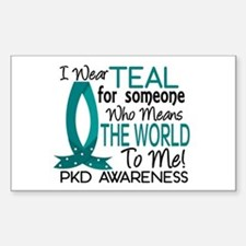 Means World To Me 1 PKD Decal