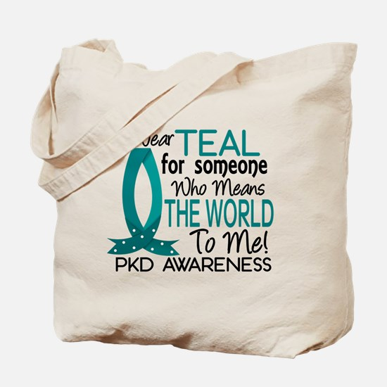 Means World To Me 1 PKD Tote Bag