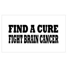 Brain Cancer Wall Art Canvas Art