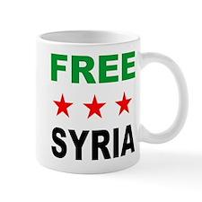 Funny Syria revolution Mug