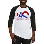 sluts for obama 5 Baseball Jersey