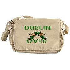 Drinking Leprechauns Messenger Bag