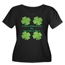 I Like Irish a lot T