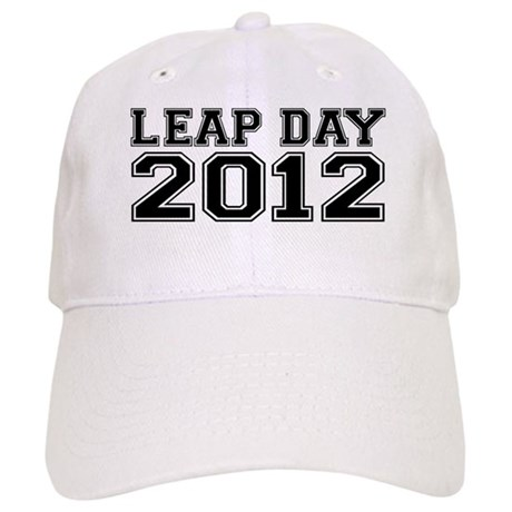 LEAP DAY 2012 Cap