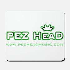 Pez Head Mousepad