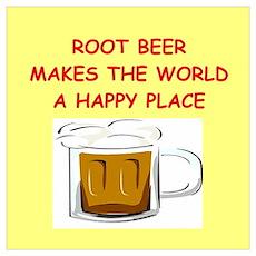 root beer Wall Art Poster