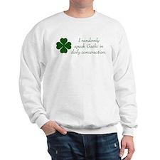 Random Gaelic Sweatshirt