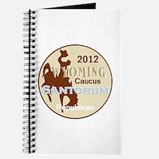 Santorum WYOMING Journal