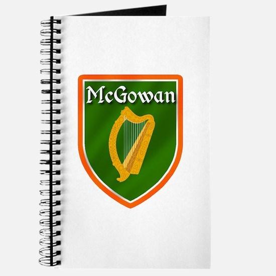 McGowan Family Crest Journal