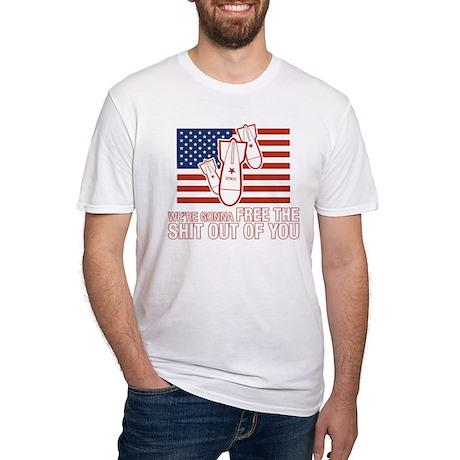 free-logo-black T-Shirt