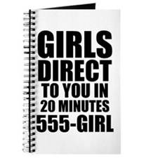Girls Direct to You Journal