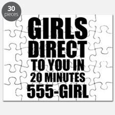Girls Direct to You Puzzle