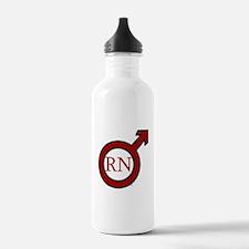 RN Man Water Bottle