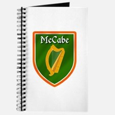 McCabe Family Crest Journal