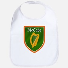 McCabe Family Crest Bib