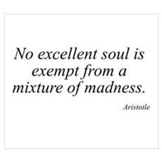 Aristotle quote 58 Wall Art Poster
