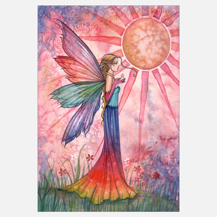 Fairy Wall Art fairy wall art | fairy wall decor