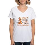Ms Womens V-Neck T-shirts