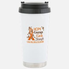 Hope Courage Faith 3 MS Travel Mug
