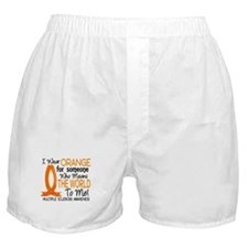 Means World To Me 1 Multiple Sclerosis Boxer Short