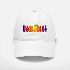 The Bahamas Baseball Baseball Cap