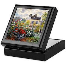Monet - Argenteuil Keepsake Box