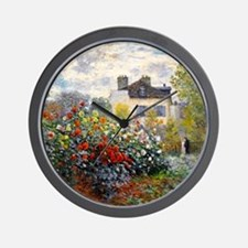 Monet - Argenteuil Wall Clock