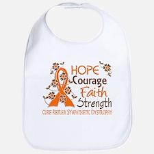 Hope Courage Faith 3 RSD Bib