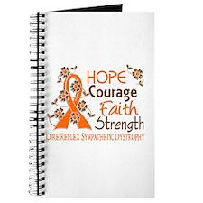 Hope Courage Faith 3 RSD Journal