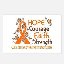 Hope Courage Faith 3 RSD Postcards (Package of 8)