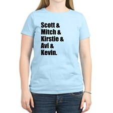 Pentatonix Names T-Shirt