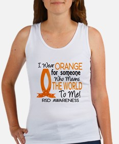 Means World To Me 1 RSD Women's Tank Top