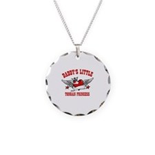Daddy's little Tongan Princess Necklace