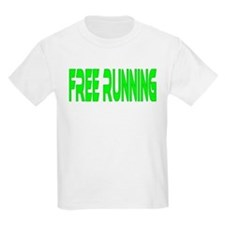 Free Running Kids T-Shirt