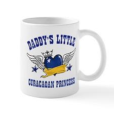 Daddy's Little Curacaoan Princess Mug